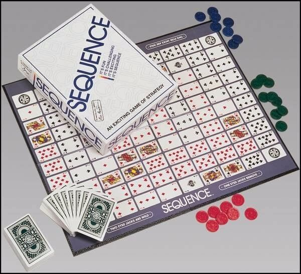 BNIB: Sequence Game