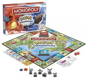 Pokemon Monopoly Board Games Now Avaialble @ Breakaway Cambridge Kitchener Area image 1