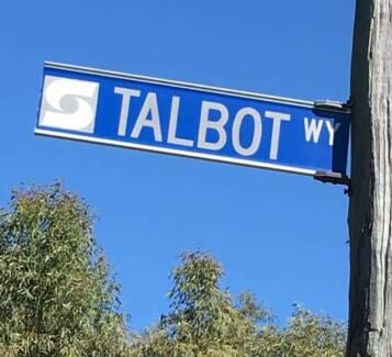 Talbot Way (Woodlands) cul-de-sac garage sale - Sunday October 22