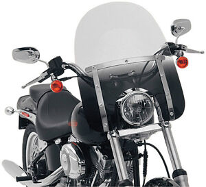 Windshields, Batwings, quick release hardware, Motorcycle stereo London Ontario image 4
