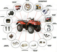 Discount Dirt Bike, ATV, Scooter parts and accessories.