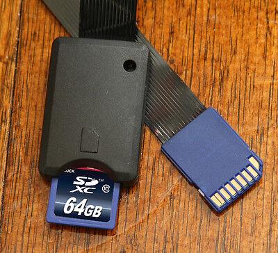 Устройства считывания карт SD card to