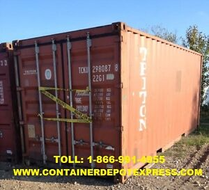 Used Steel Storage Containers / Steel Shipping Containers Peterborough Peterborough Area image 7