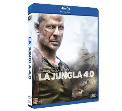 LA JUNGLA 4.0 (BLU-RAY) (PRECINTADO)