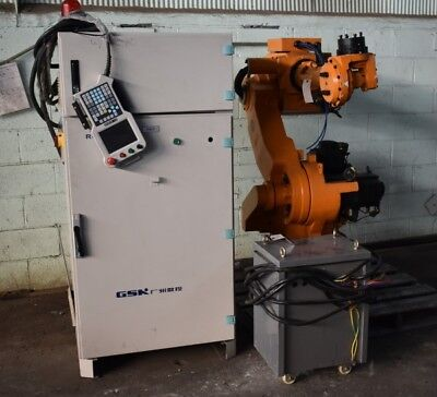 110 Lb Gsk Rb50 6-axis Cnc Arm-type Material Handling Robot - 28577