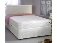 Thursday 21st January Free Delivery! Brand New Looking! Double (Single, King Size) Bed + Mattress