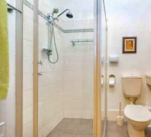 Shower cubicle and heated towel rail Hahndorf Mount Barker Area Preview