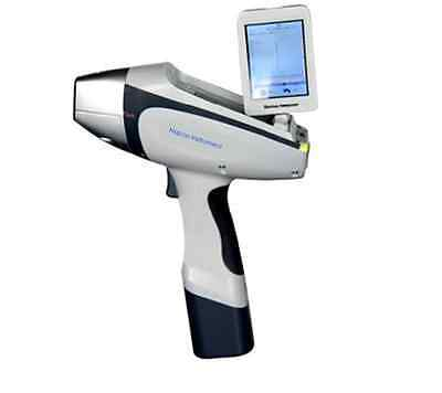 New Xrf Alloy Analyzer X-ray Spectrometer Hand-held Metal Elemental Rohs
