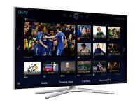 "Samsung UE48H6400AK 48"" Freeview HD Smart LED 3D TV (2 year warranty)"