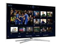 "Samsung 48"" Smart 3D LED Tv wi-fi warranty free delivery"