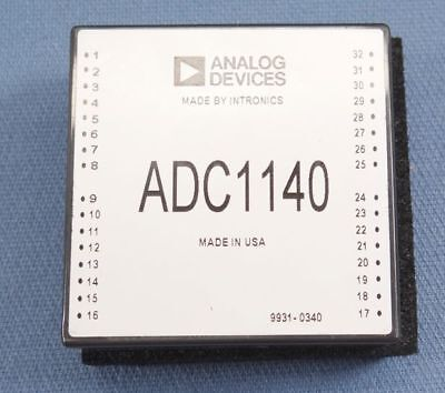 Analog Devices Adc1140 Ad Analog To Digital Converter 16 Bit