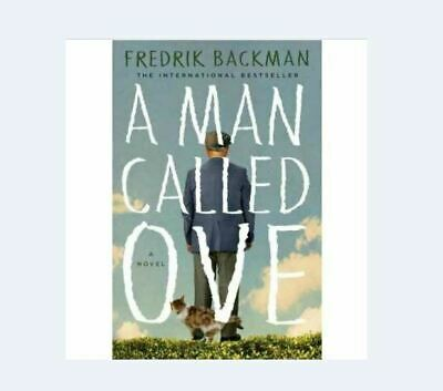 A Man Called Ove by Fredrik Backman [P.D.F]