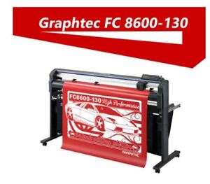 "Graphtec FC8600 54"" high-performance Vinyl cutter MAC/PC"