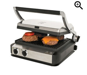 New Indoor Grill Panini Maker