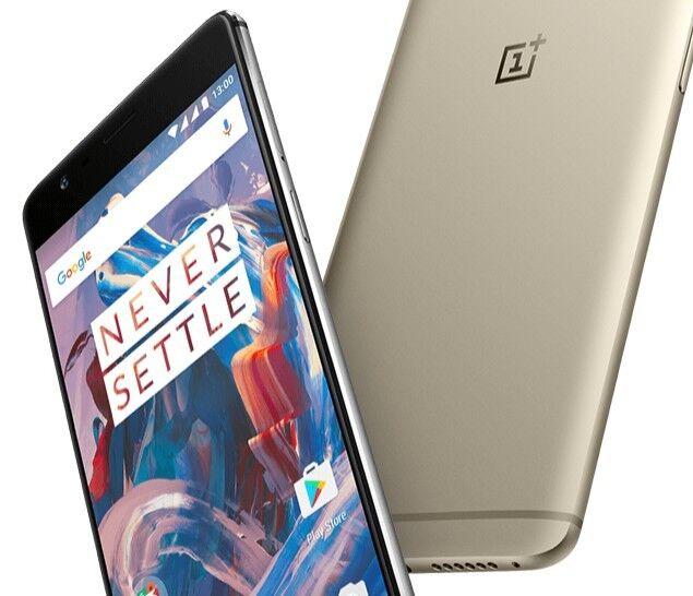 ONEPLUS 3 DUAL SIM 64GB 4G LTE GRAPHITE