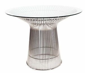 Replica warren platner wire dining table North Bondi Eastern Suburbs Preview