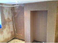 Plastering/Rising damp / DPC / Woodworm