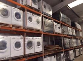Graded Washing Machines for sale from £130 inc. warranty