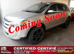 2013 Ford Edge SEL Certified! Auto Start! Backup Camera! Heated