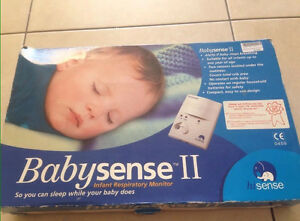 Babysense II Infant Respiratory Monitor Beacon Hill Manly Area Preview