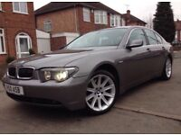 Bmw 745i V8 7 Series E65 745 - Open To Offers or Px Mercedes Audi Chrysler bmw