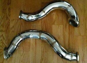 "BMW N54 335 135 3"" Downpipes"