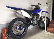 2012 Yamaha yz250f Anna Bay Port Stephens Area Preview