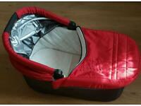 Carrycot uppababy make