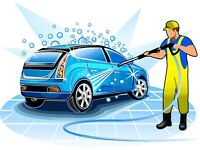 Car wash job person worker needed