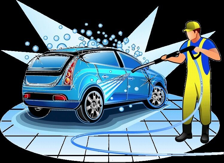 Car Valeting with Steam Cleaning and Polishing