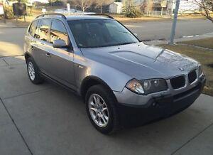 AWD 2004 BMW X3