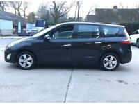 2010 Renault Grand Scenic 1,9 litre diesel 5dr 7 seater 2 owners