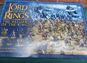 WARHAMMER Lord of the Rings Forces of the Free People