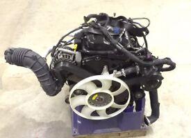 12 - 17 FORD TRANSIT MK7 CITROEN RELAY PEUGEOT BOXER EURO 5 2.2 TDCI HDI ENGINE RWD 51K