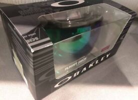 Oakley Flight Deck Snow Ski goggle BNIN prizm