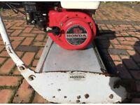 Honda cylinder lawn mower
