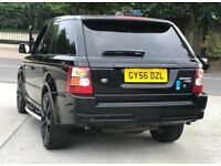 2006 Range Rover Sport TD 2,7 litre diesel 5dr automatic 2 owners