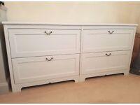 Ikea Aspelund / Hemnes chest of drawers