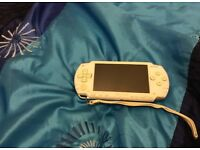 PSP 1000 - White