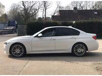 2015 BMW 3 Series 2,0 320d BluePerformance M Sport 5dr
