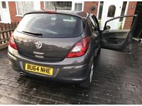 Vauxhall corsa, 3 years old,1.4,SXi, 16,900 miles ( very low), female owner,