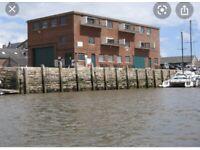 MOORING TO RENT 22ft Topsham (Hannaford's Quay) Boat Yacht Fishing Rib Sib Speedboat Dingy Avon