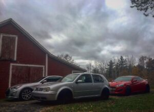 2002 Volkswagen Golf GTI Coupe (Stage 2 APR Tuned)