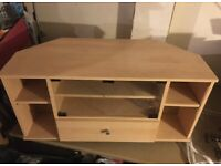 Wooden Tv stand cabinet.