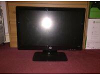 HP Computer Monitor 720p HD