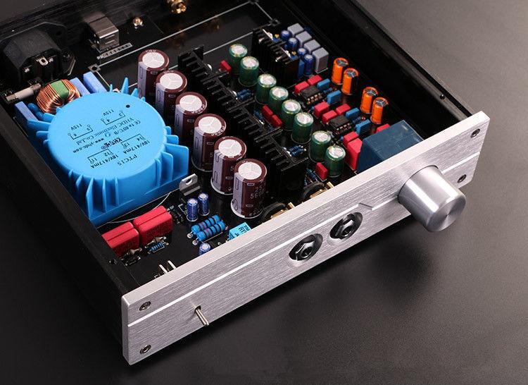 Finished A2-PRO Headphone Amplifier HIFI Reference Beyerdyna