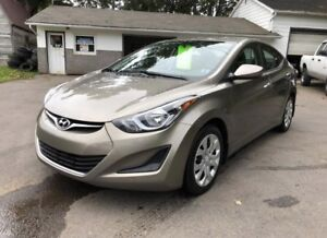 2015 Hyundai Elantra NEW MVI Priced to sell