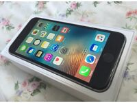 IPhone 6 Space grey 16GB EE/orange