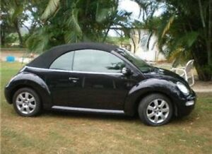 2004 VW Beetle Convertible Cannonvale Whitsundays Area Preview