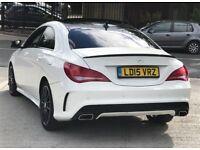 2015 Mercedes-Benz CLA Class 2,1 CLA200 CDI AMG SPORT 5dr